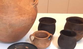 Algunes de les peces incorporades a la col·lecció del museu