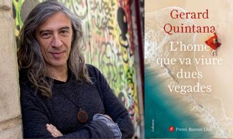 Cafè amb lletres- Gerard Quintana
