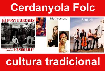 Noves dates per als concerts suspesos durant el Cerdanyola Folc