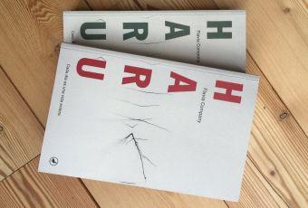 Flavia Company presenta al Cafè amb lletres d'octubre la seva novel·la 'Haru' (foto: http://fcompany.blogspot.com.es/)