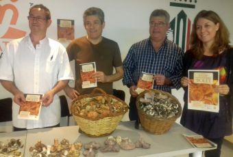 Presentació de les XI Jornades Gastronòmiques del Bolet