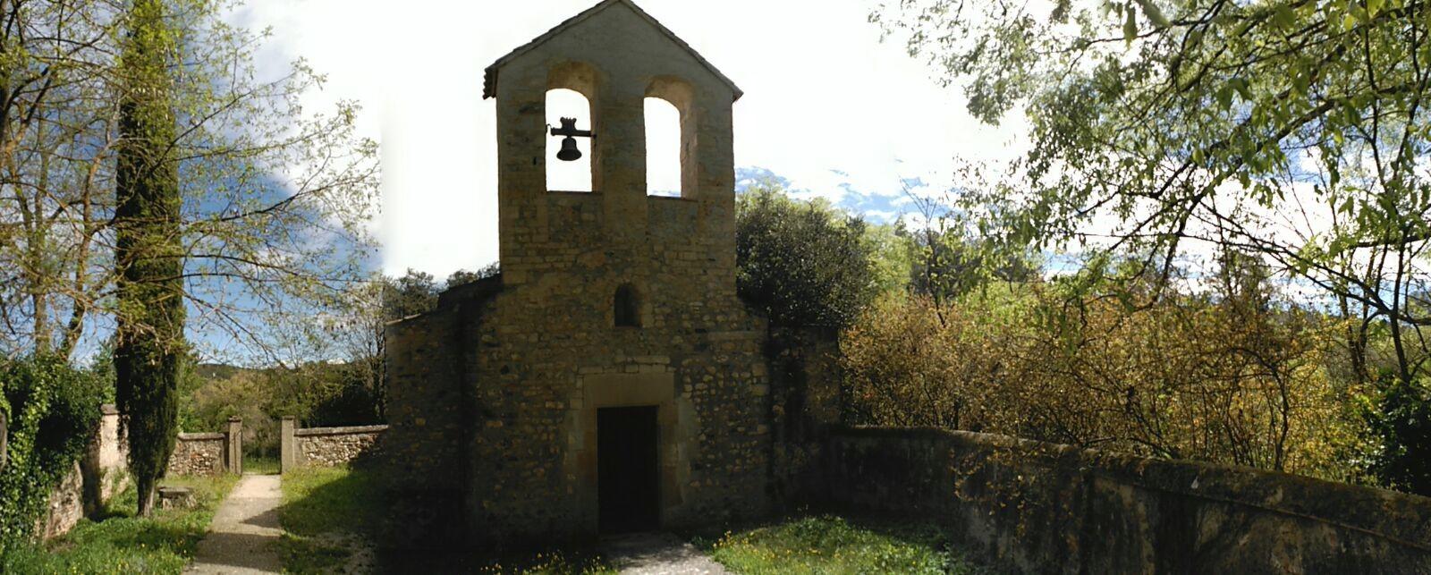 Fotografia de l'església de sant Iscle
