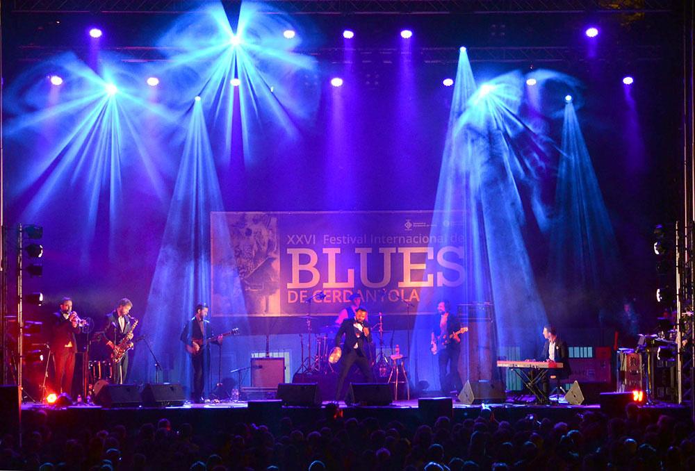 Miles Sanko - XXVI Festival de Blues