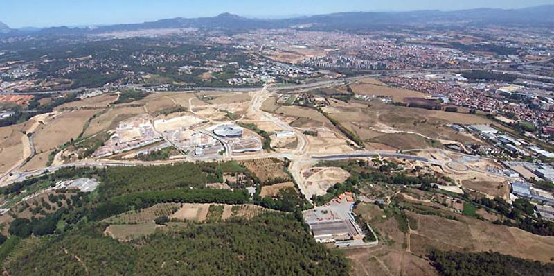 Terrenys del Centre Direccional
