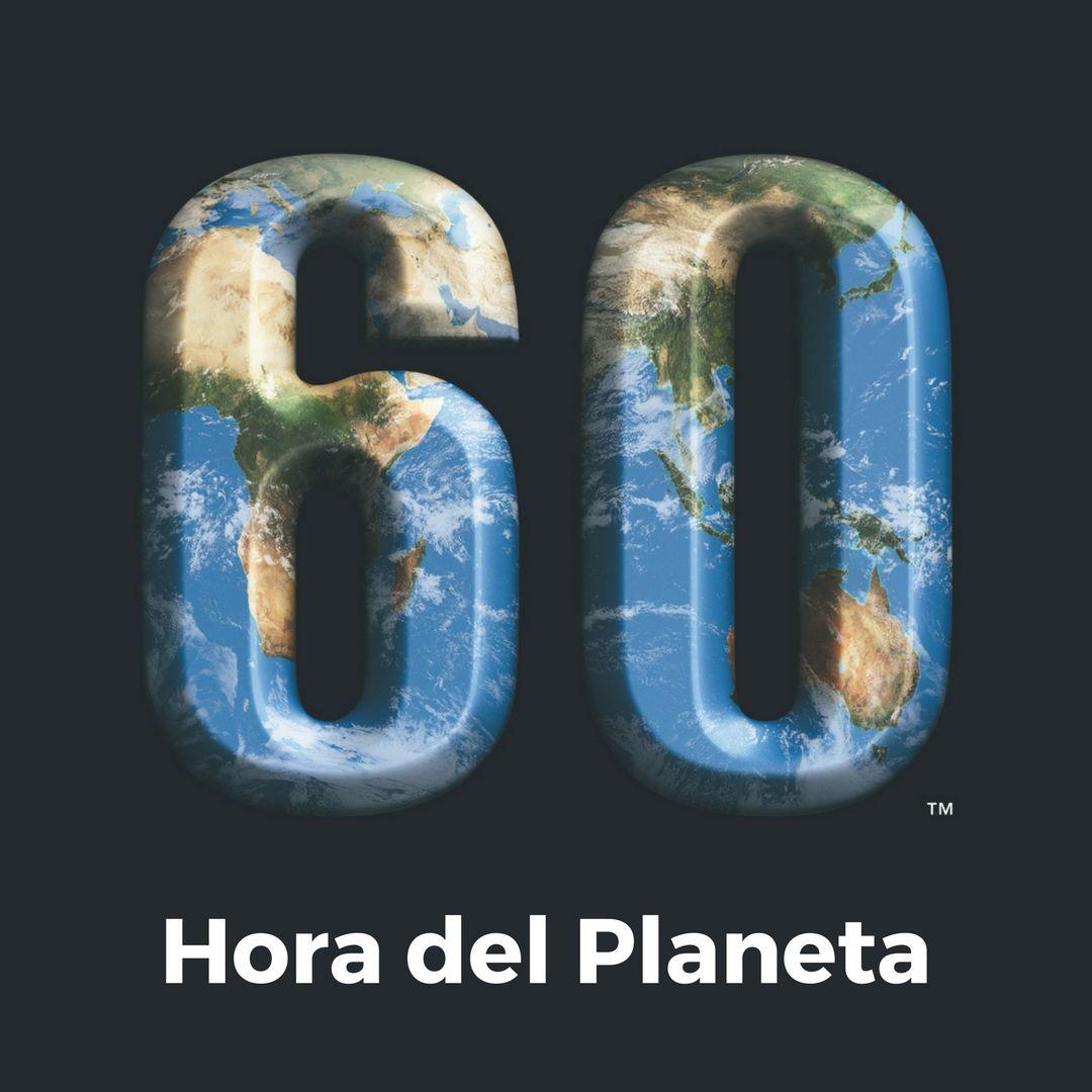 Imatge de l'hora del planeta
