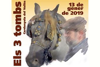 Imatge de la portada dels Tres Tombs 2019