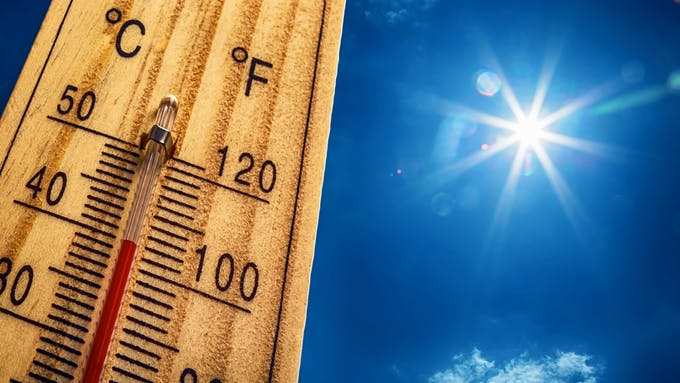 Imatge alta temperatura