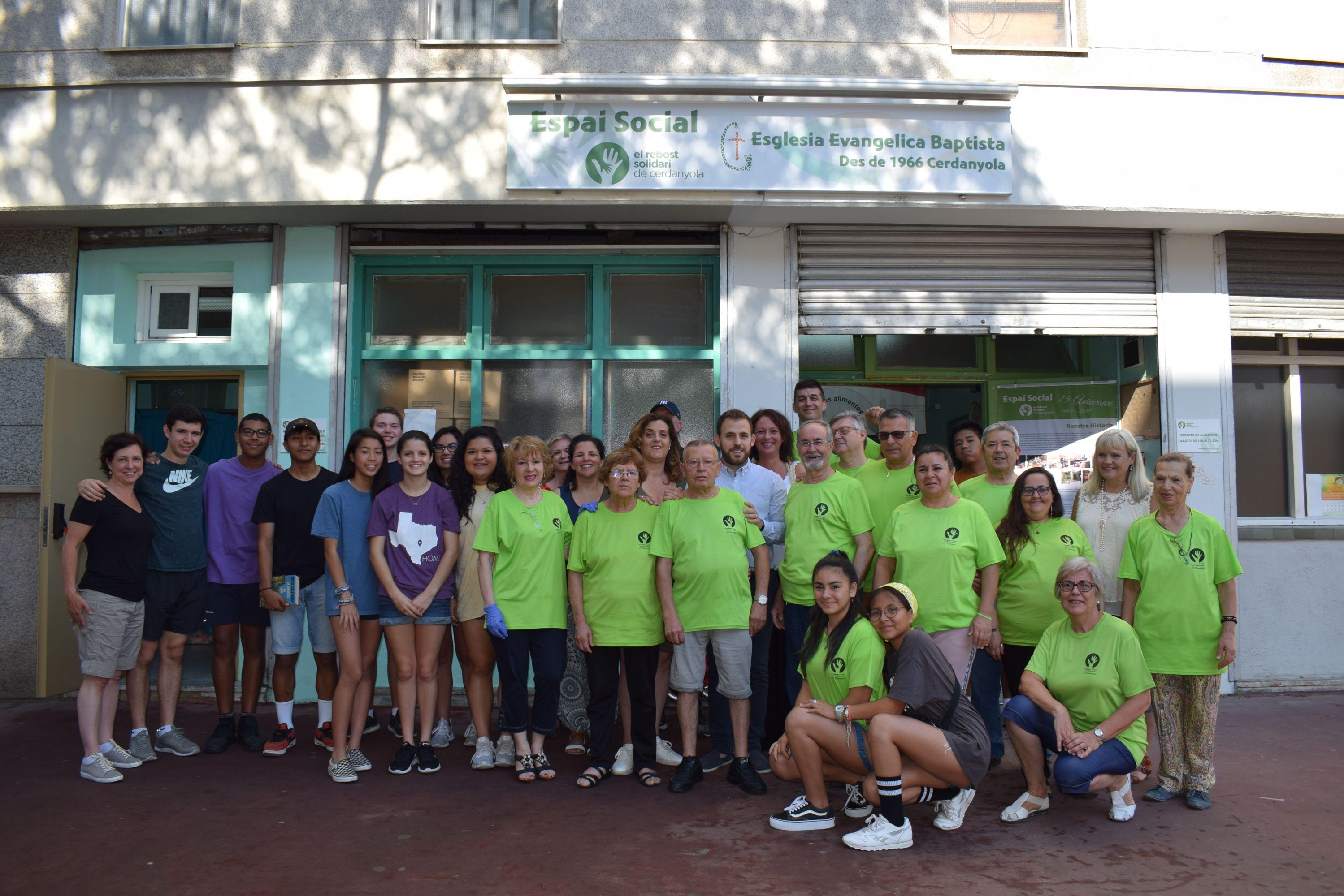 Voluntariat, Joves i delegació municipal