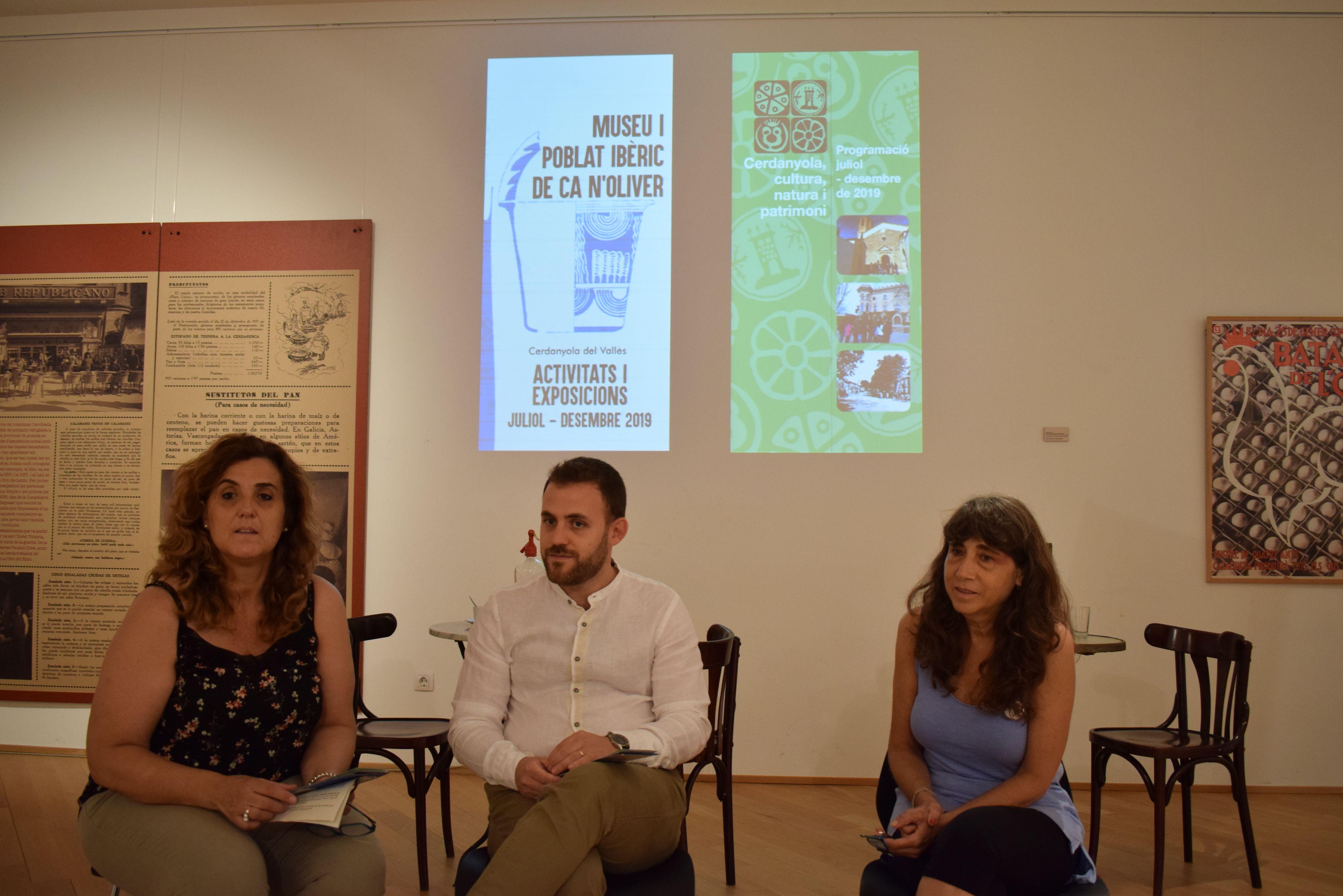 Pepi Rivera, Carlos Cordón i Marta Argelagués