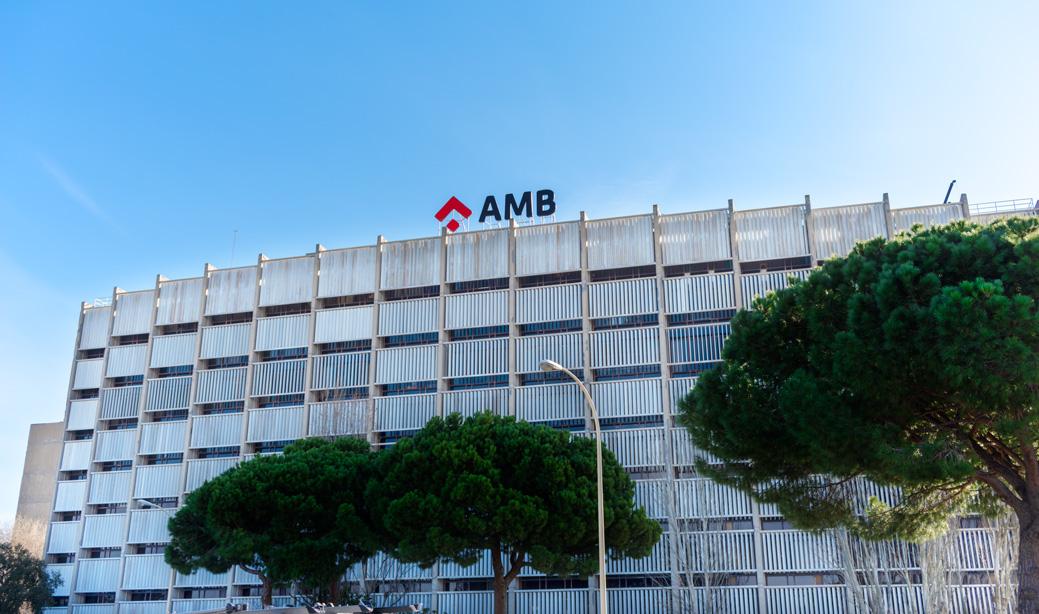 Oficines de l'AMB