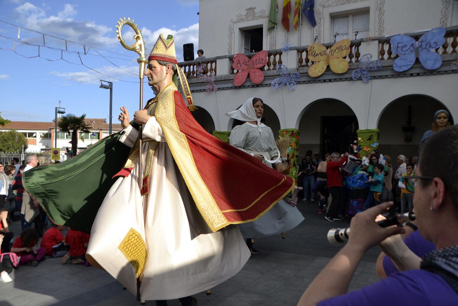 Fotografia d'arxiu de la Festa Major 2019