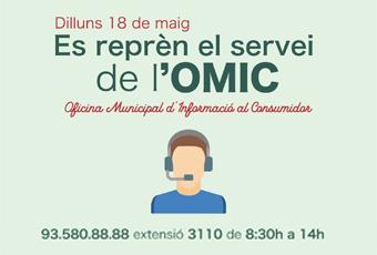 Imatge del servei de l'OMIC