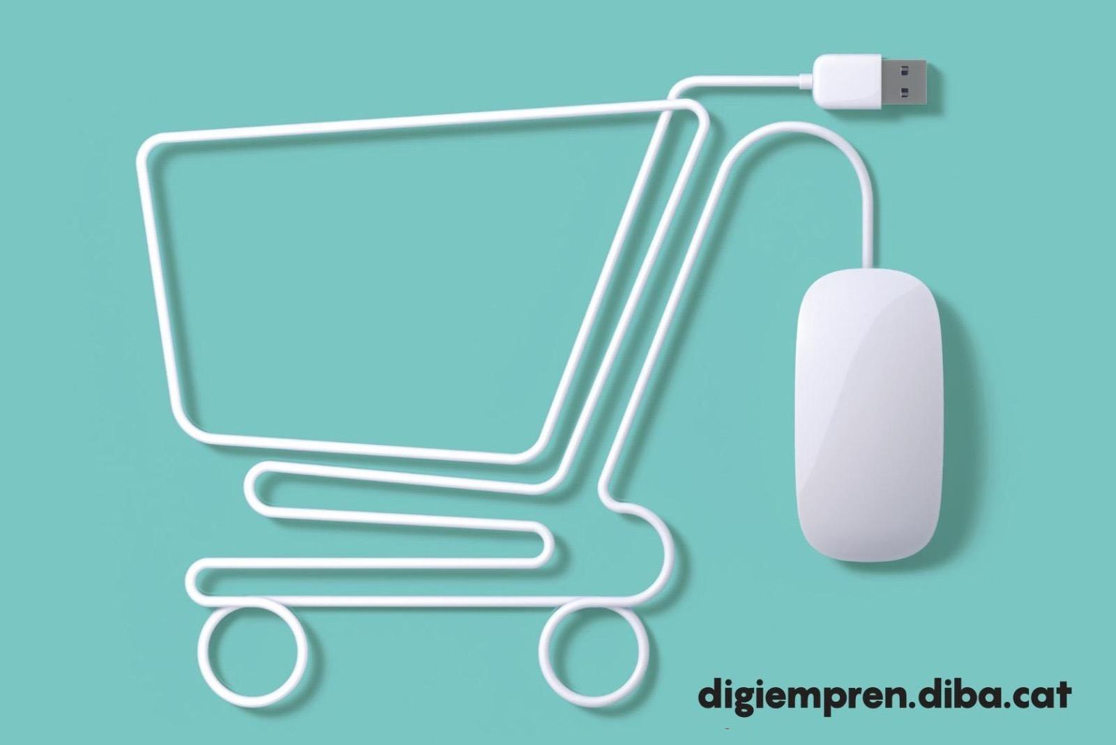 Imatge de la plataforma Digiemprèn
