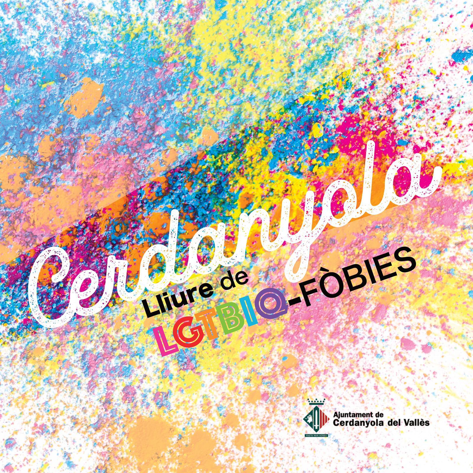Imatge Dia Internacional contra les LGTBIQ+fòbies Cerdanyola
