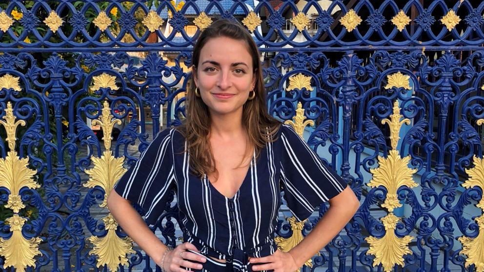 Irene Solà serà la convidada del Cafè amb lletres de maig