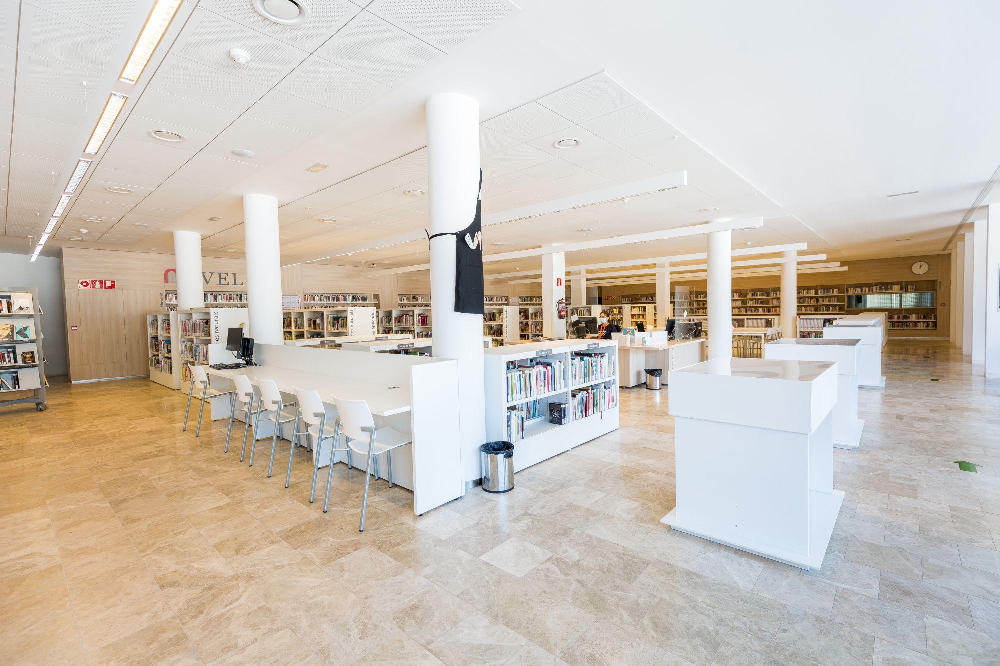 Biblioteca Central de Cerdanyola