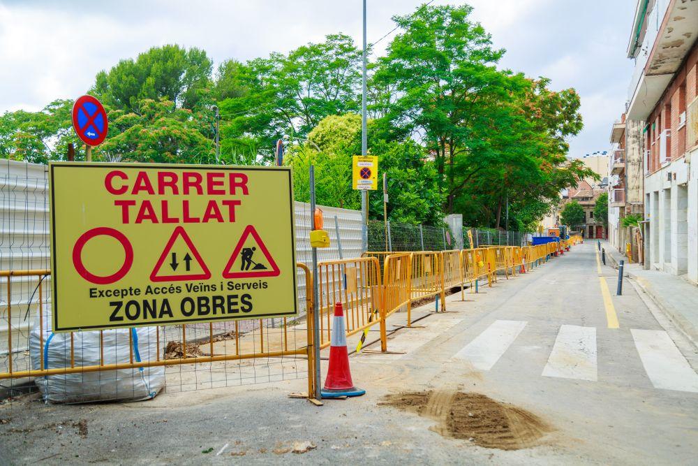 El passatge dels Codonyers estarà tallat durant l'horari de treball a partir del dilluns 8 de juny