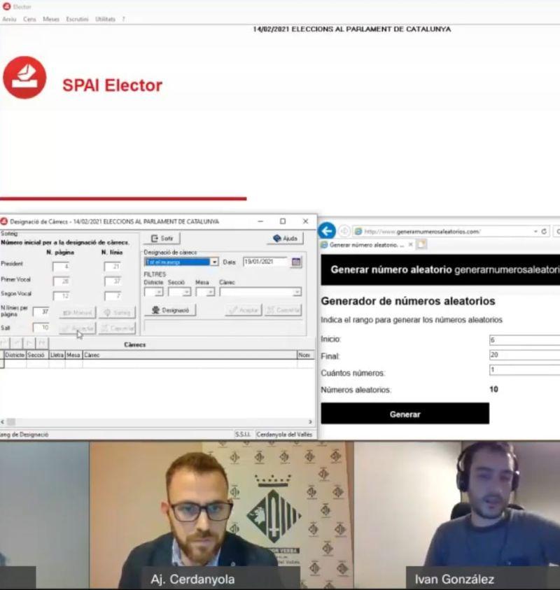 captura pantalla sorteig meses electorals