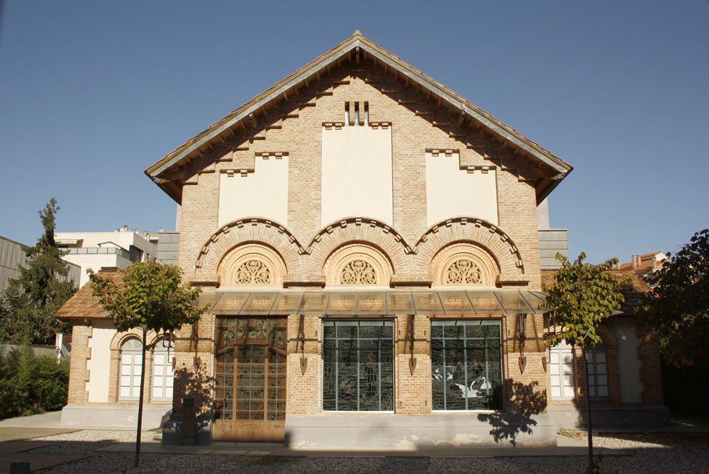 foto del Museu d'Art de Cerdanyola