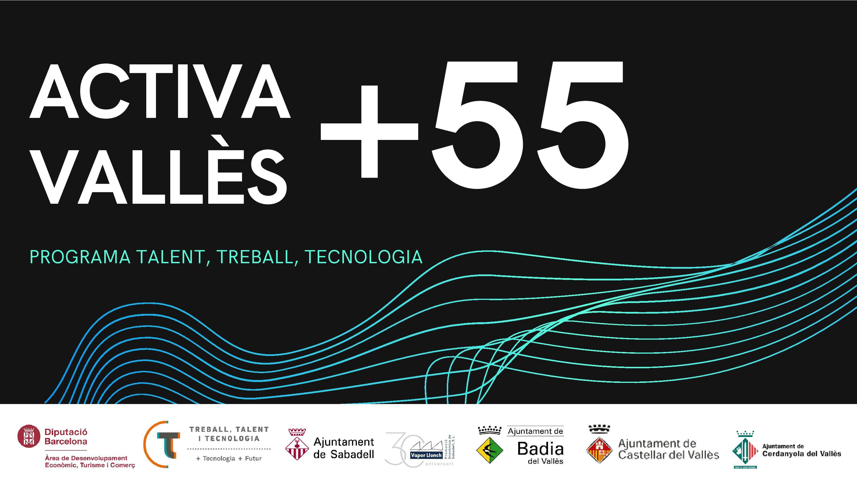 Imatge projecte Actius +55 Vallès