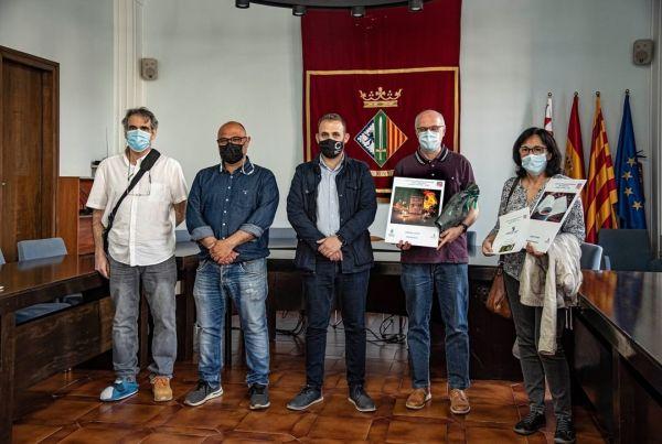 """Lliurament premis I Concurs Fotogràfic d'Instagram Sant Jordi 2021. Foto de Joan Manuel Vera """"Tito"""""""