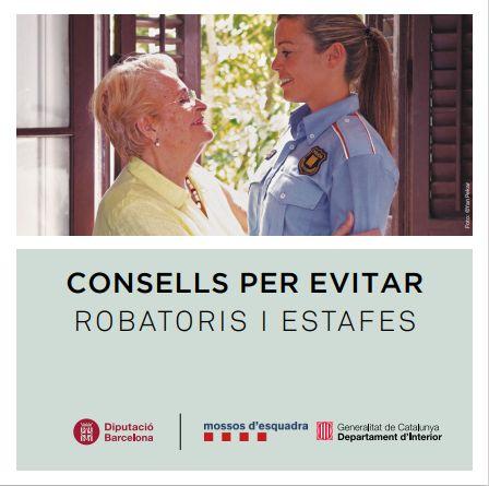 dispositiu mossos pensió segura