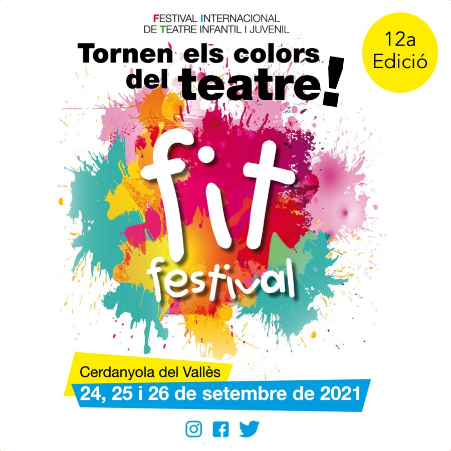 Cartell FIT Festival