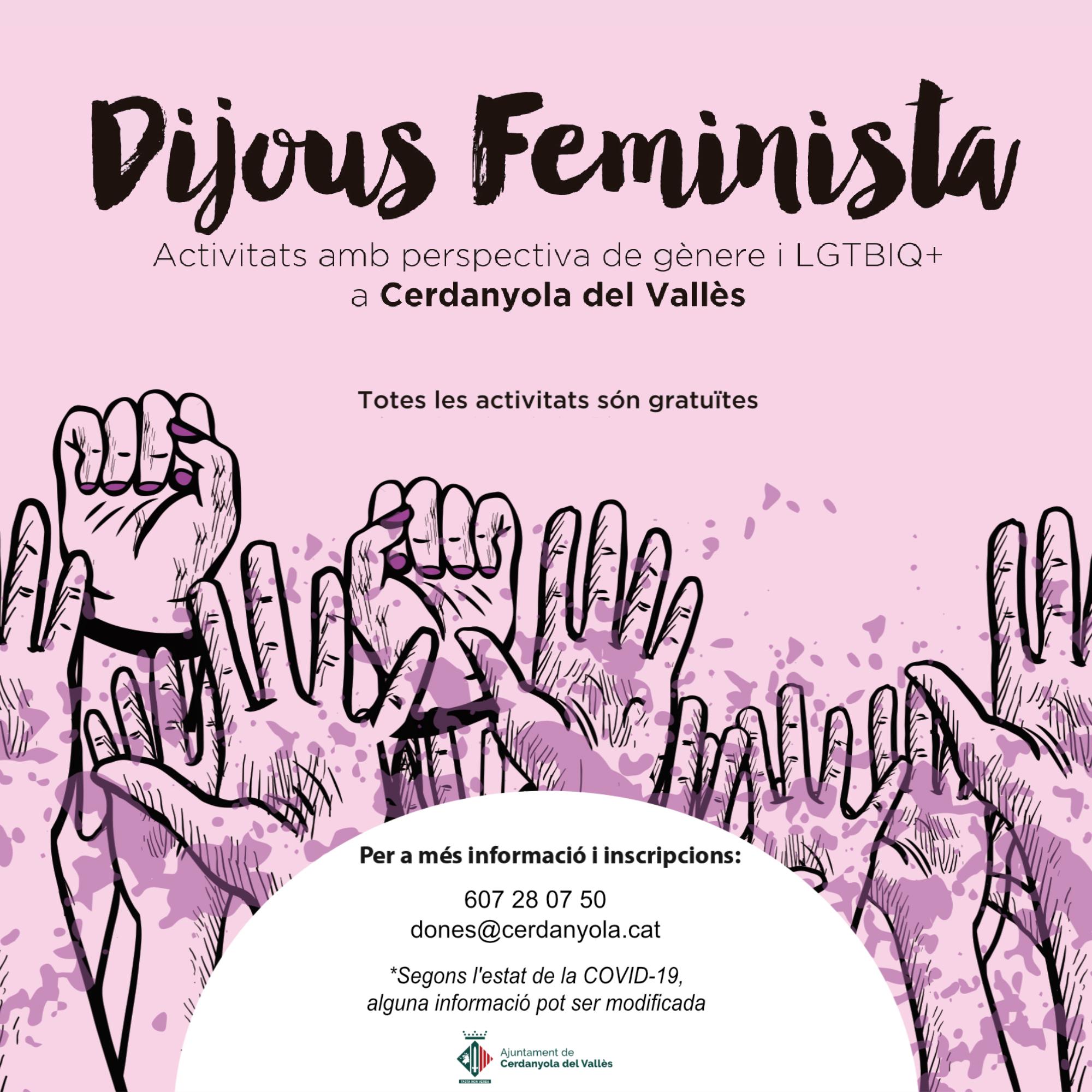 Imatge Dijous Feminista