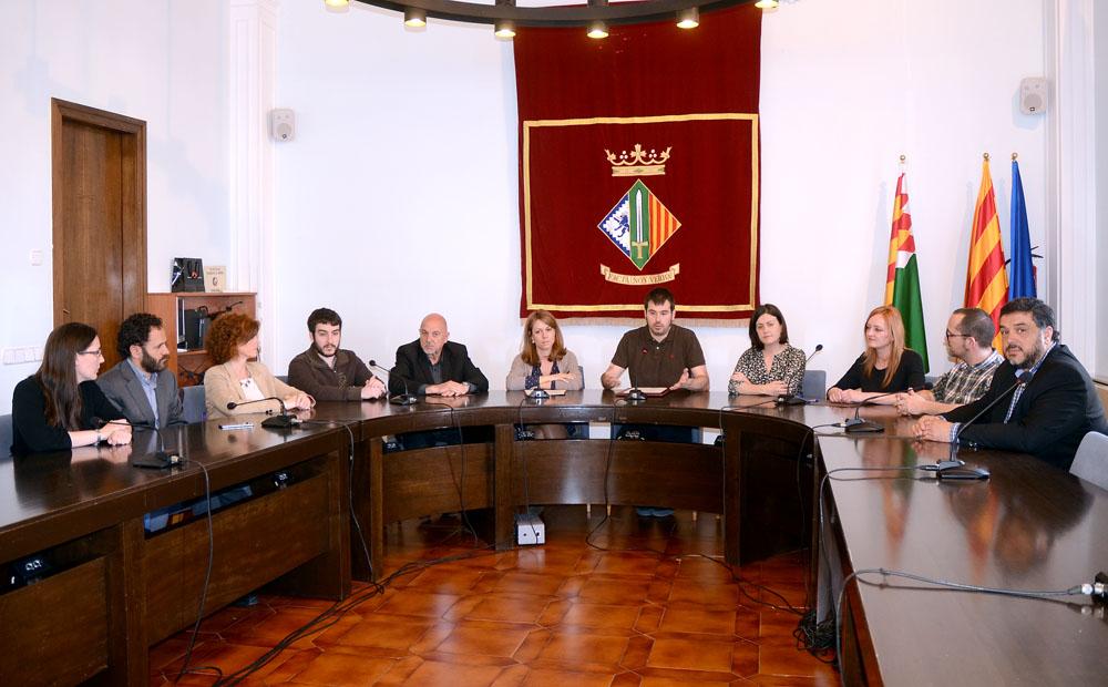 Nou govern municipal a Cerdanyola del Vallès