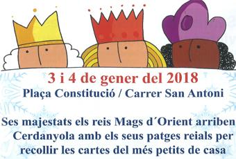 Patges Reials a la plaça de la Constitució