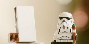 Taller Star Wars BCC