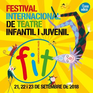Cartell FIT Festival 2018