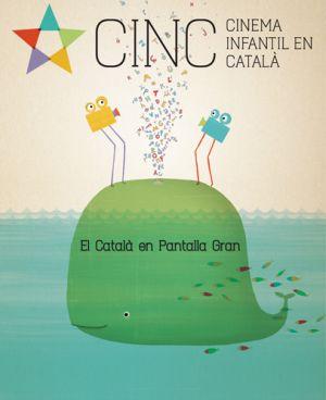 cartell cinema infantil en català