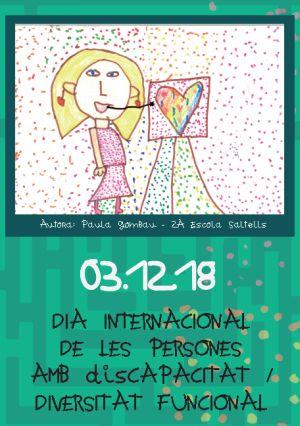 Dia Internacional de les Persones amb disCapacitat/Diversitat Funcional