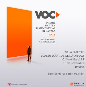 Premis VOC 2018