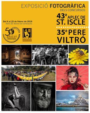 Exposició fotografies Sant Iscle i Pere Viltró 2018
