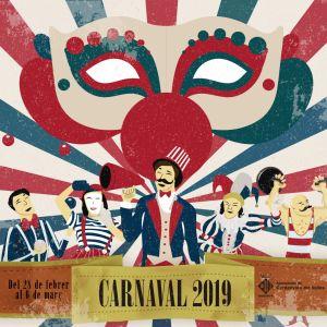 Cartell de Carnaval 2019