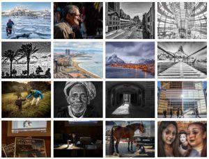 Collage de les fotografies