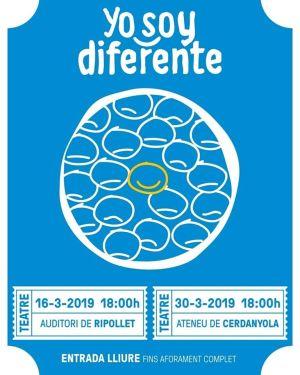 Teatre 'Yo soy diferente'