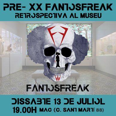 Pre- XX Fantosfreak