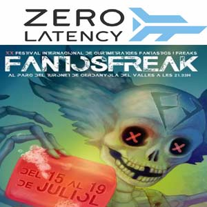 Fantosfreak i Zero Latency