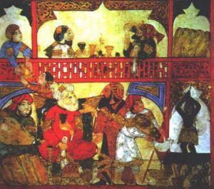 Imatge Taller Cuina medieval