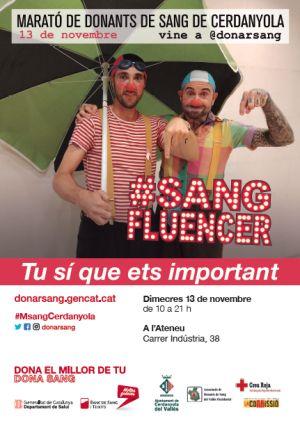 Marató donació de Sang Festa Sant Martí