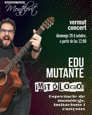 Vermut Musical Montflorit