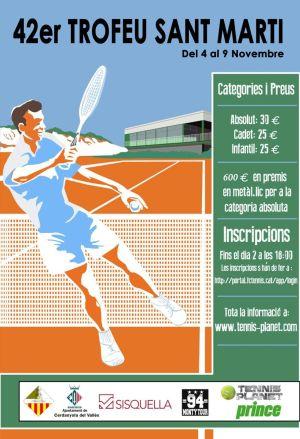 Open Tennis Sant Martí