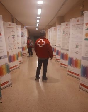 imatge de l'expo Camins Migrants