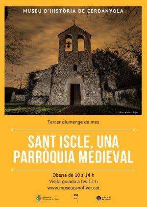 Sant Iscle, una parròquia medieval