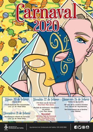 cartell de Carnaval 2020