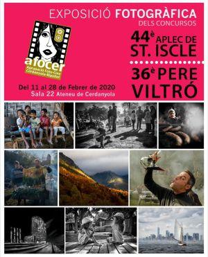 Exposició fotografies Sant Iscle i Pere Viltró 2019