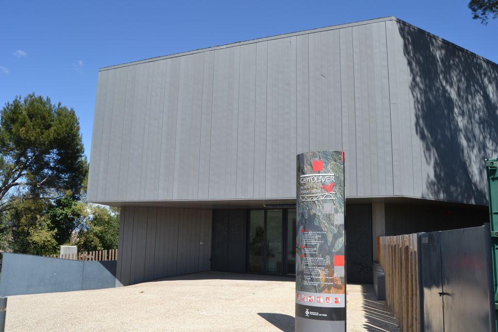 foto museu Ca n'Oliver